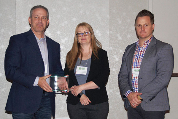 2018 Public Outreach and Communication award winners