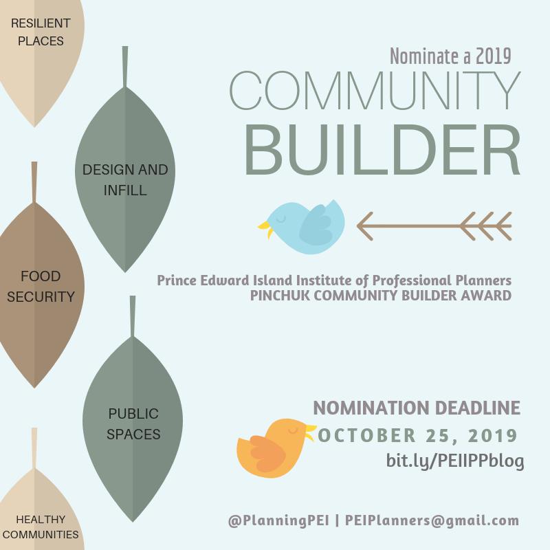 Community Builder Award 2019